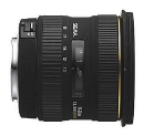 Sigma Sigma  10-20mm f/4-5.6 EX DC HSM for Canon