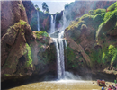 MO 01 Ouzoud waterfalls In spring-Morocco