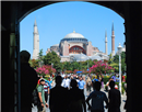 THE BLUE MOSQUE- TURKY